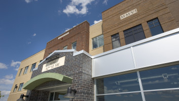 View Slide :: Woodhaven Exterior