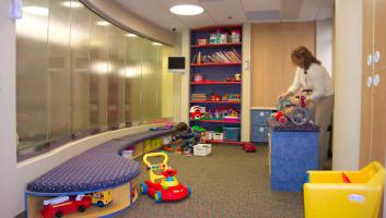View Slide :: Sanford's Children Hospital Interior