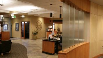 View Slide :: Union State Bank Fargo Interior