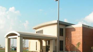 View Slide :: Wickersham Health Campus Exterior