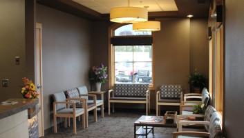 View Slide :: Winegar Colby Dental Interior