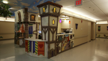 View Slide :: Sanford's Children Hospital Interior